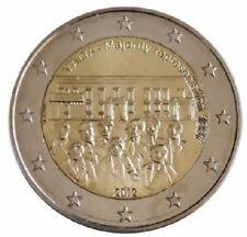 """MALTA 2 EUROS 2012 CONMEMORATIVA - ESCASA - S/C """"REPRESENTACION MAYORITARIA"""""""