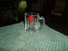 """Vintage A&W Ice Cold ROOT BEER Miniature Childs Glass Mug Collector 3"""" VG !"""