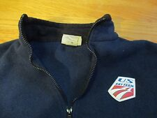 Colorado Trading & Clothing US SKI TEAM Zippered Terrycloth (SM) Jacket