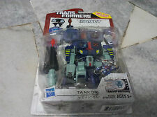 Transformers Generation IDW Deluxe Vehicon Tankor Hasbro MISB