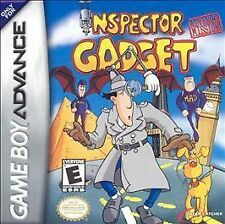 Inspector Gadget GBA New Game Boy Advance