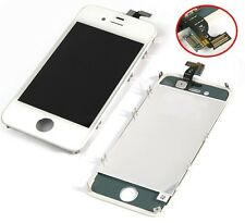 for iPhone 4 Replacement LCD Touch Screen Digitizer Glass Assembly +Tools white