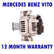 MERCEDES BENZ VITO 2.2 CDI 1999 2000 2001 2002 2003 REMANUFACTURED ALTERNATOR