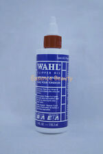 WAHL CLIPPER OIL 4 oz Specially Prepared Far Wahl Electronic Clippers