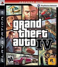 GRAND THEFT AUTO IV  (GREATEST HITS) (PS 3, 2008) (0113)