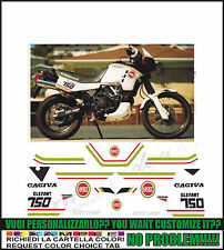 kit adesivi stickers compatibili elefant 750 1987 lucky ex monofaro