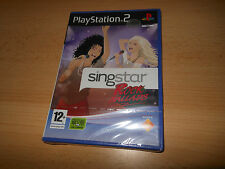 SingStar Rock Ballads PS2 Nuevo Sellado
