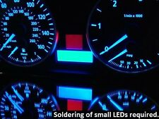 BMW E90 3 Series SMD LED speedometer conversion kit