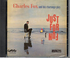 CHARLES FOX /JOHNNY PACHECO/LOUIE RAMIREZ,BOBBY RODRIGUEZ - JUST FOR FUN -CD