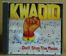 CD kwadjo Antwi Don 't Stop the Music Freedom Family RAR