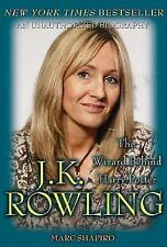 J. K. Rowling: The Wizard Behind Harry Potter, Shapiro, Marc, Good Book