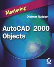 Mastering Autocad 2000 Objects