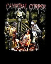 CANNIBAL CORPSE cd cvr THE WRETCHED SPAWN Official SHIRT LRG new