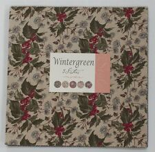 Wintergreen Layer Cake  Moda Quilting/Patchwork Fabric