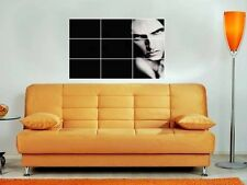 "PETER STEELE LARGE 35""X25"" INCH MOSAIC WALL POSTER TYPE O NEGATIVE"