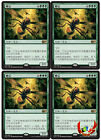 MTG M15 CHINESE HORNET QUEEN X4 2015 CORE SET MINT CARD