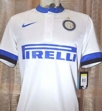 INTER MILAN Shirt Away 2013-2014 Sz Small *Adult (new) BNWT Special Offers LOOK