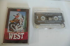 SONGS OF THE WEST,VOL.4 :MOVIE & TV THEMES. K7 AUDIO TAPE CASSETTE.