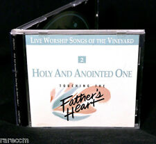 VINEYARD WORSHIP Holy And Anointed One 1989 CD KEVIN PROSCH PRAISE