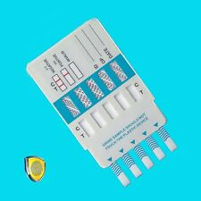 5 Panel Drug Testing Unit - Test for Five Different Drugs Including Opiates