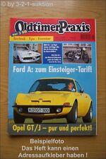 Oldtimer Praxis 5/95 Opel GT/J Ford A BMW CSL