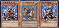 Armed Dragon Budget Deck - Armed Dragon LV7 - LV5 - 40 Cards + Bonus - Yugioh