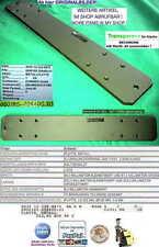 Profilo in metallo ALMG 3 piastra di alluminio aluplatte pezzo di ricambio Zeiss Dornier Fotografia aerea