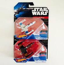 "Hotwheels Star Wars Vehicle "" POE's & RESISTANCE X-WING FIGHTER "" - Hot Pick"
