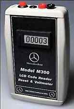 OBD1 MBCODES M300 Mercedes-Benz LCD Code Reader/Reset/Voltmeter