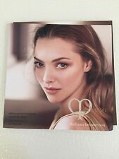 Authentic NEW CLE DE PEAU Radiant Powder Foundation Sheer Fluid Veil Samples NIP