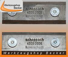 Wendemesser Satz, GW/GWS 200/250, Biostar 2000 und 1800