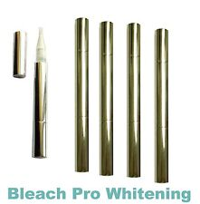 Teeth Whitening Pen 35% Peroxide Tooth Whitener Brush Applicator 5 Pens