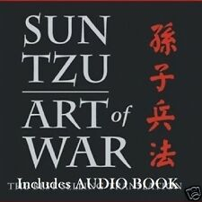 CD Sun Tzu - The Art of War - Part Audio + eBooks (Resell Rights)
