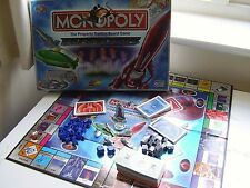 THUNDERBIRDS Edition Monopoly Game - Including 6 Collectable Tokens