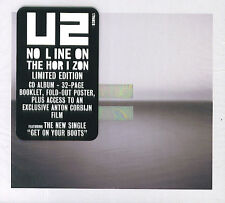 U2 : No line on the horizon - Limited Edition (CD + Booklet + Poster)