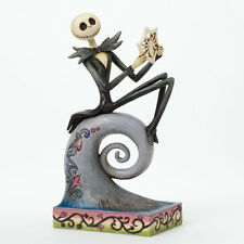 Jim Shore Nightmare Before Christmas ~ Jack Skellington Figurine 4039063