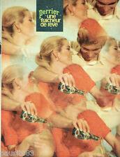 PUBLICITE ADVERTISING 115  1968  Perrier eau minèrale par J.C DEWOLF  fraicheur
