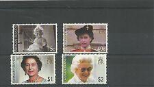 CAYMAN ISLANDS SG1093-1096 80TH BIRTHDAY OF QUEEN ELIZABETH  11  MNH