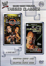 WWE - Survivor Series 1999/2000 [DVD] - DVD