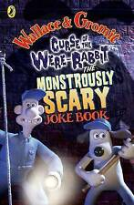 Wallace and Gromit Curse of the Were-rabbit Joke Book by Amanda Li