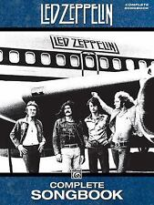 Led Zeppelin -- Complete Songbook: Fake Book Edition by Led Zeppelin