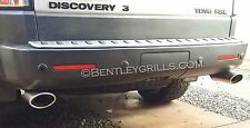 Land Rover Discovery 3 Discovery 4 Chrome Sport Exhaust Trims