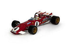 Exoto Models 1/18 1970 Ferrari 312B #4 Clay Regazzoni British Grand Prix