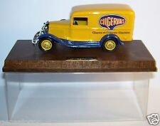 ELIGOR EDITION SPECIALE FORD V8 CAMIONNETTE 1932 GLACES CHARLES GERVAIS REF 1505