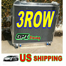 3 Row FOR Toyota 4Runner 4WD 3.0L V6 1988 1989 1990 1991-1995 aluminum radiator