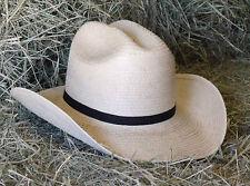KID SIZE SUNBODY PALM CATTLEMAN COWBOY WESTERN HAT