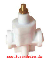 Luzon Dzire Ro Tds  Adjuster Switch White Push Fitting, Spare Part