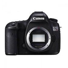 Canon EOS 5DS R 50,6 MP Digitalkamera - Schwarz (Nur Gehäuse) Neu Ausstellung