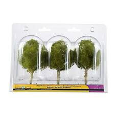 NEW Woodland Scenics Scene-A-Rama Large Deciduous 3/pk (4  SP4149