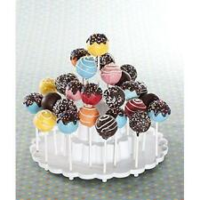 Nordic Ware Tiered Cake Pop Display Stand, White New